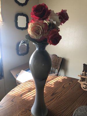 Ceramic flower vase for Sale in Hanford, CA