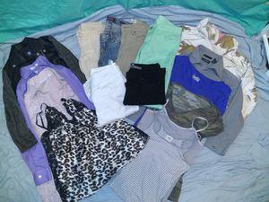 Women's XS shirt /1-3 sz pants HUGE LOT for Sale in Hazel Park, MI