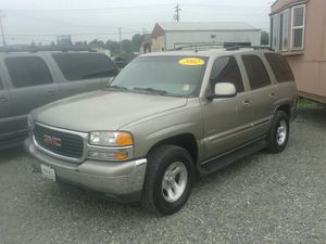 02 GMC Yukon for Sale in Seattle, WA