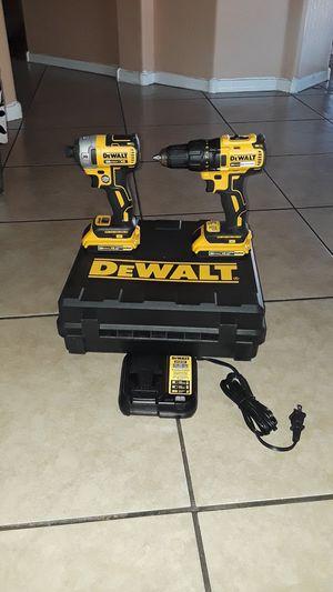 New Dewalt 20v brushles tool set for Sale in Phoenix, AZ