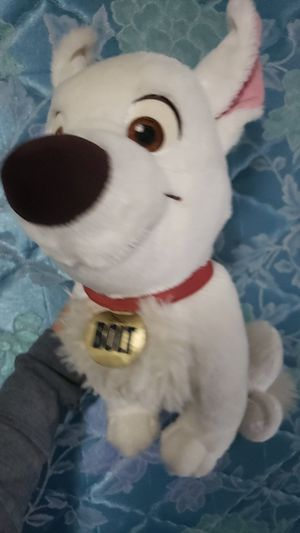 Bolt stuffed animal for Sale in Baltimore, MD