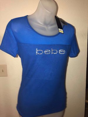 Blue Bebe logo top (new) size small for Sale in Phoenix, AZ