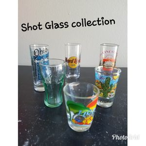FREE Shot Glasses for Sale in Detroit, MI