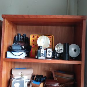 Antique and Older Cameras, Bags, Equipment for Sale in Fort Worth, TX