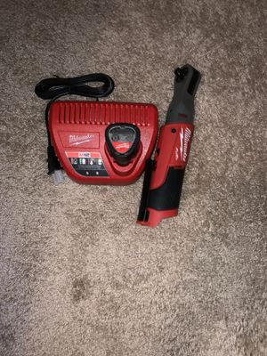 Milwaukee 3/8 ratchet firm prize for Sale in College Park, MD