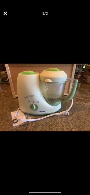 $240 BabyCook Cooker like new- PRICE REDUCED for Sale in Fort Lauderdale, FL