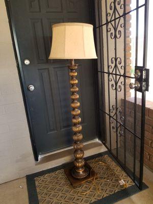 Heavy floor lamp for Sale in Phoenix, AZ