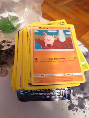 Pokemon card lot for Sale in The Bronx, NY