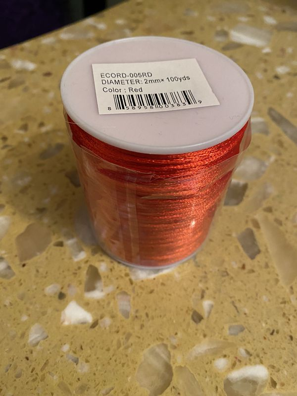 Satin Nylon Cord String