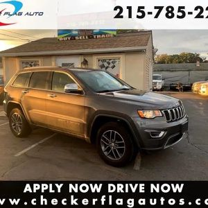 2017 Jeep Grand Cherokee Limited 4WD for Sale in Croydon, PA