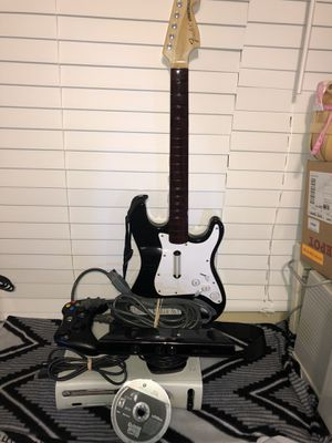 Xbox 360 Pro W/ Guitar Hero / NCAA 2014 / More! for Sale in Atlanta, GA