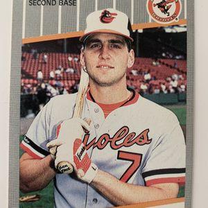 1989 Billy Ripken Fleer Error Baseball Card F#ck Face for Sale in Orange, CA
