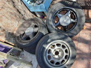 Ponies / Ten holes /mustang / tires for Sale in Los Angeles, CA