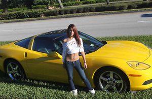 2007 Chevy Corvette Only 29700 miles & Loaded for Sale in Boynton Beach, FL