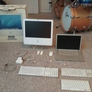 Mac Apple Powerbook iMac Dell IBM Laptop Computer Parts Lot for Sale in Chicago, IL