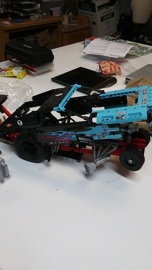 Lego dragster for Sale in Lafayette, OR