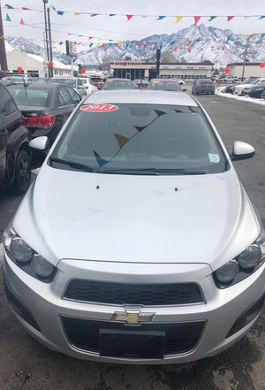 Chevy sonic 2013 for Sale in Murray, UT