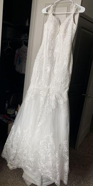 Mermaid wedding dress for Sale in Kyle, TX
