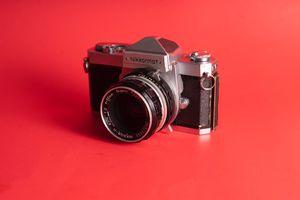 Nikon nikkormat ft camera for Sale in Hialeah, FL