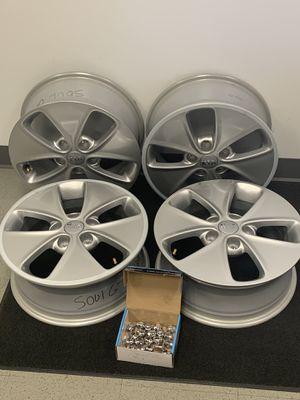OEM Kia aluminum wheel 16 inch for Sale in Colorado Springs, CO