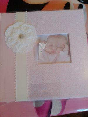 Girl infant mats ,photo album,shoes for Sale in Abilene, TX