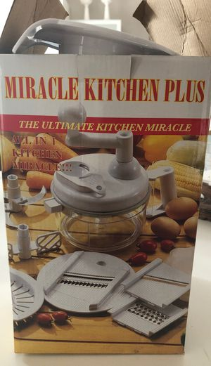 Miracle Kitchen plus for Sale in Homestead, FL