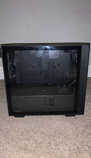 NZXT gaming computer case for Sale in Fresno, CA