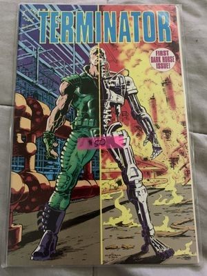 Rare Terminator comics for Sale in West Richland, WA