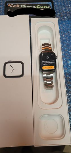 Apple Watch 4th Gen 44mm Stainless Steel for Sale in Phoenix,  AZ