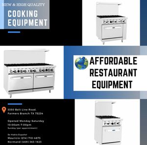 RESTAURANT EQUIPMENT / EQUIPO DE RESTAURANTE for Sale in Lubbock, TX