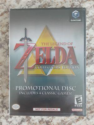 Nintendo Gamecube Zelda *SEALED for Sale in Clermont, FL