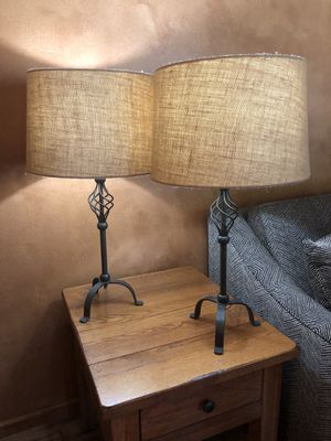 Iron Lamps for Sale in Rockford, IL