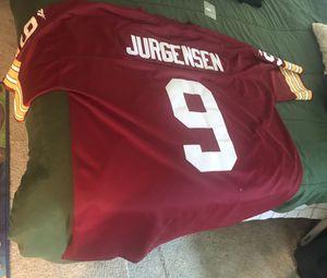 Great condition Washington Redskins Sonny Jurgensen Home Jersey (Rare)!! for Sale in Washington, DC
