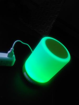 Defiant Bluetooth speaker..multi color change. Very lightly used with power cord for Sale in Denver, CO