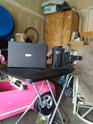 VINTAGE 1920's Tri-Purpose SVE Projector Model AAA for Sale in Denver, CO