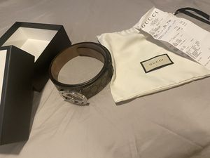 Gucci belt and wallet for Sale in Phoenix, AZ