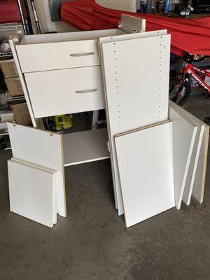 Free California Closet/Shelves for Sale in Saint Michael, MN