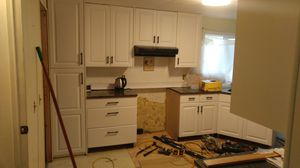 Good set of used kitchen cabinets for sale. for Sale in Issaquah, WA
