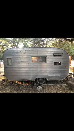 1958 Santa Fe camper for Sale in Hesperia, CA