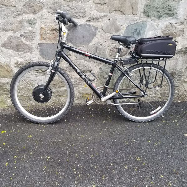 Stonewall Ebikes - Custom Built Electric Bicycles—> Extremely comfortable, fast & Efficient Trek Electric Bicycle