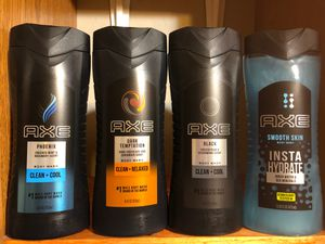 AXE BODY WASH $3.00 EACH for Sale in Phoenix, AZ