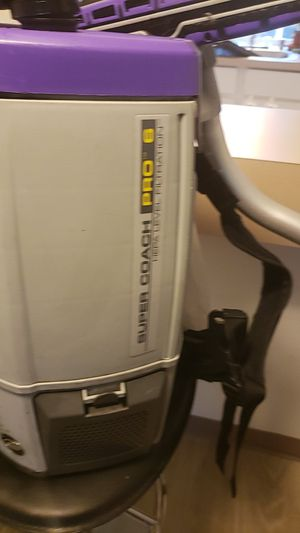 Super coach pro vacuum 6 for Sale in Bothell, WA