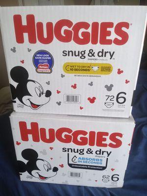 HUGGIES Snug & dry for Sale in Murfreesboro, TN