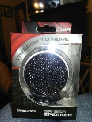 NeW in box wireless Bluetooth speaker for Sale in North Little Rock, AR
