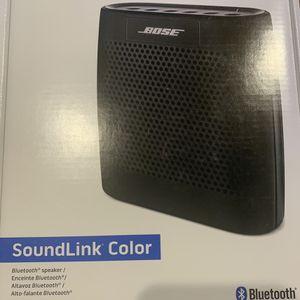 Bose SoundLink Color Bluetooth Speaker Black NEW for Sale in PA, US