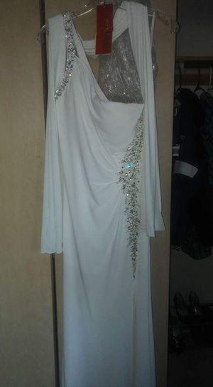 Wedding dress size 9 new for Sale in Kennewick, WA