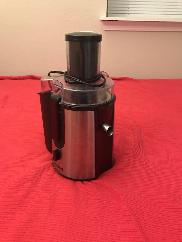 VonShef Juicer Machine