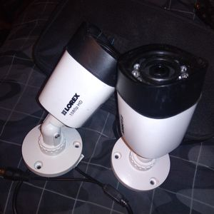 A Couple Of Lorex 1080p HD Security Camera's for Sale in Fresno, CA