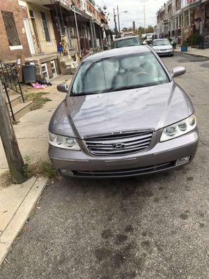 2006 Hyundai Azera V6 super fast for Sale in Clifton Heights, PA