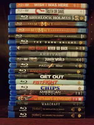 Blu-ray Movies for Sale in Peoria, AZ